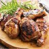 Grillattua kanaa piri-piri kastikkeella
