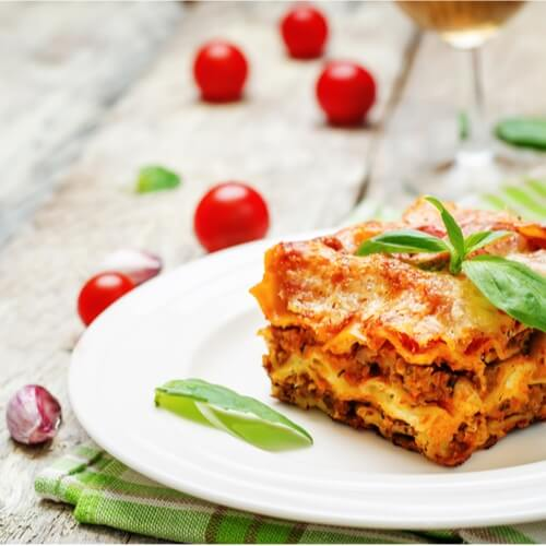 Mamman Lasagne