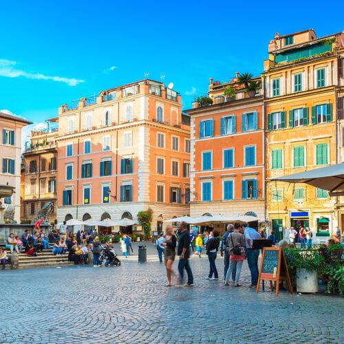 Pääsiäismenu vie sinut Roomaan ja Trastevereen